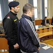 Der Angeklagte im Fall um den getöteten Ex-Boxer Edip Sekowitsch