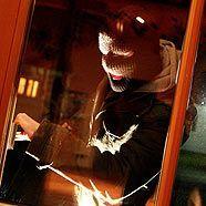 Einbrecher haben immer noch Lust auf Wien - Gestellte Szene