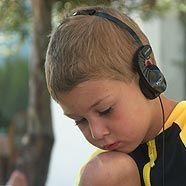 Kopfhörer: Im Straßenverkehr gefährlich