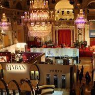 Luxusausstellung in der Wiener Hofburg