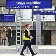 Meidling ist der neue Südbahnhof.