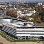 Neues Gebäude der FH Campus Wien