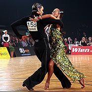 Nino Langella/Nina Bezzubova gewannen das Latin Open