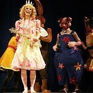Prinzessin Lillifee auf der Bühne