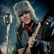 Singer/Songwriter Milow lve