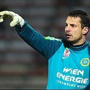 Vienna-Goalie Reiter war bei den Gegentreffern chancenlos