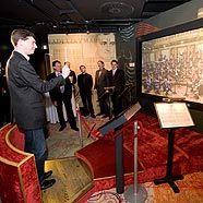 Virtuell dirigieren im Haus der Musik