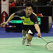 Weltmeister Lin Dan pfeift auf Malaysia