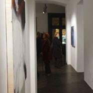 Werke von Manfred Schluderbacher im Galerie-Konzept room art