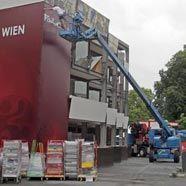 Wiener EURO-Fanzone war für die Wirte kein gutes Geschäft