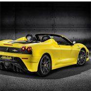 Ferrari bei Probefahrt verschrottet