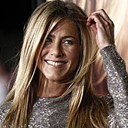 Jennifer Aniston plant Adoption