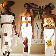 Startschuss für die Suaheli Fashion Week
