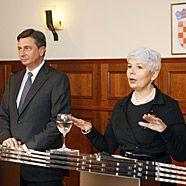 Slowenien und Kroatien unterschrieben Schiedsabkommen im Grenzstreit