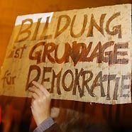 """Audimax-Proteste: """"Stehen für den Frust einer ganzen Generation"""""""