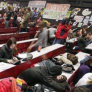 """Uni-Protest: Volksbegehren von Audimax-Besetzern """"nicht fix"""""""