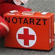 Tödlicher Motorrad-Unfall in Floridsdorf