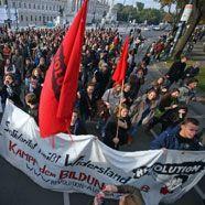 Studentenproteste: Weitere Demos und eigener Hochschulgipfel geplant