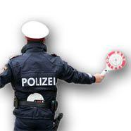 "Polizei stoppt ""rollende Bombe"""