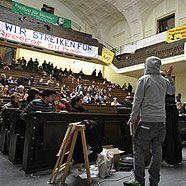 """Dienstag ist """"Internationaler Aktionstag"""" der Studenten"""