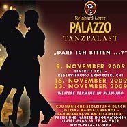 Der Palazzo-Tanzpalast lädt zu klassischer Live-Musik