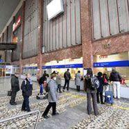 Abschied vom Südbahnhof: ÖBB starten Infokampagne