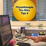Physio-Tipp: PC-Tastatur gegen Rückenschmerzen
