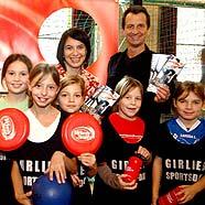 Besucherrekord beim 5. Girlies Sports Day