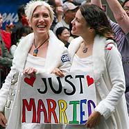 Homo-Partnerschaft: Wien arbeitet an feierlicher Eintragung