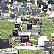 Schwere Grabschändung am Friedhof in Wien-Meilding