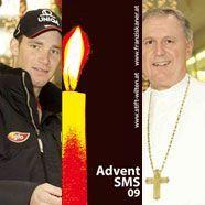 Franziskaner und Stift Wilten laden zu Advent-SMS