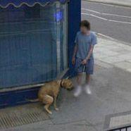 Google Street View: Die skurrilsten Bilder