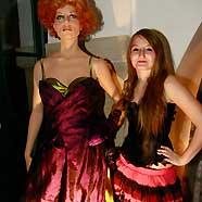 Individuelle Haute Couture aus Wien