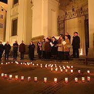 Sterne fürs Christkind: Zur ursprünglichen Weihnachts-Idee