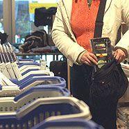Taschendiebinnen trieben auf der Mariahilferstraße ihr Unwesen