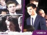 """Robert Pattinson, Kristen Stewart & Taylor Lautner bei """"Twilight""""-Premiere: Das Warten hat sich gelohnt!"""