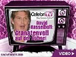 David Hasselhoff, Tokio Hotel, Katy Perry & Co. – CelebriTV am 6. November 2009: Die coolsten Star-News des Tages!
