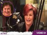 """Video: Sharon Osbournes fiese Läster-Attacke im Radio: """"Susan Boyle sieht wie ein unrasierter Arsch aus!"""""""
