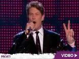 Video – David Hasselhoff bei den MTV Europe Music Awards: Hicks! Total besoffen lallte er über den Mauerfall!