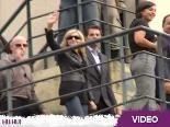 Madonna in Rio de Janeiro: Erst Winke-Winke in den Slums – dann Dinner im Luxus-Hotel!