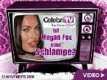 Megan Fox, Robbie Williams, Liz Hurley & Co. – CelebriTV am 13. November 2009: Die coolsten Star-News des Tages!