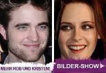Bilder – Robert Pattinson stellt Kristen Stewart bei seinen Eltern vor: Mama, Papa: Das ist Kristen!