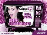 Katy Perry, Robbie Williams, Heidi Klum & Co. – CelebriTV am 5. November 2009: Die coolsten Star-News des Tages!