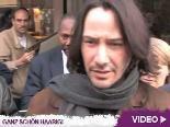 Keanu Reeves neuer Look: Bart ab! Dafür wuchert's jetzt auf dem Kopf!