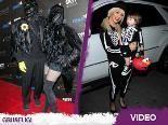 Video – Heidi Klum, Paris Hilton, Christina Aguilera – Halloween!: Grusel-Alarm im Doppelpack!