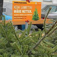 entsorgen sie ihren weihnachtsbaum bitte richtig vienna at. Black Bedroom Furniture Sets. Home Design Ideas
