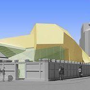 Umstritten: Der geplante Konzertsaal der Sängerknaben