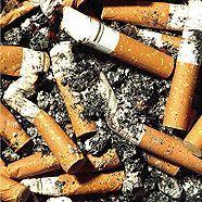 """Rauchen """"Kostet eine Stange"""""""