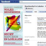 Rauchverbot in Lokalen – Facebook-Gruppe organisiert Volksbegehren