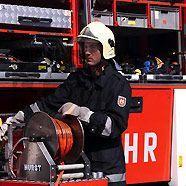 Bei dem Brand wurde niemand verletzt
